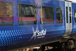 ScotRail has announced cancellations on the Borders Railway services. Picture: TSPL