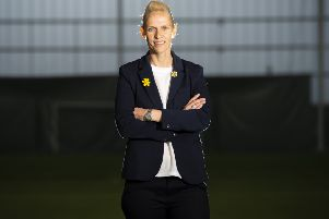 Shelley Kerr is on the manager of the year shortlist. Picture: SNS Group