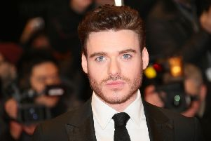 Glaswegian Richard Madden starred in bodyguard. Photo: Shutterstock.