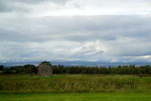 Concerns have been growing around the protection of Culloden Battlefield with around two thirds of the historic landscape falling outside the area managed by National Trust for Scotland (above). PIC: Creative Commons/lynetter.