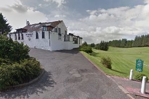 Another Scottish golf club is on the brink of closure