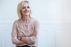 Jane Shepherdson, patron of Smart Works, which helps women dress for the job