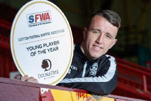 David Turnbull's performances have alerted English Premier League clubs.