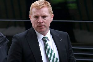 Celtic manager Neil Lennon. Picture: Jane  Barlow/PA Wire