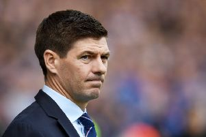 Steven Gerrard has called for more consistency from his side next season. Picture: SNS Group