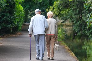 The average cost of retirement in Scotland stands at 11,730 pounds a year. Photo: Shutterstock