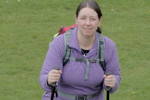 Natalie Dunn is currently in training  for the challenge of tackling the Inca Trail to Machu Picchu which will take place in October