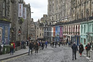 The recent Open Streets say in Edinburgh is a sign of the city's ambitions to become carbon neutral.