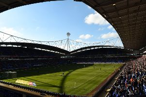 A general view of Bolton's stadium. Picture: Getty images