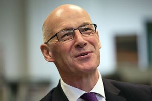 Education secretary John Swinney has announced the review. Picture: David Cheskin/PA Wire