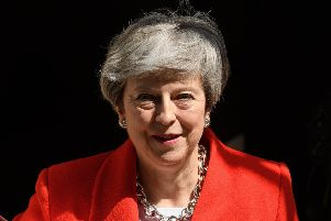 Prime Minister Theresa May. Picture: Leon Neal/Getty Images