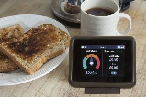 Smart meters are designed to tell people how much energy they are consuming