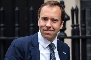 Health secretary Matt Hancock. Picture: Jack Taylor/Getty Images