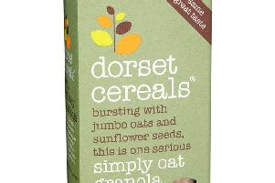 Dorset Simply Oats granola may contain nuts that are not mentioned on the label