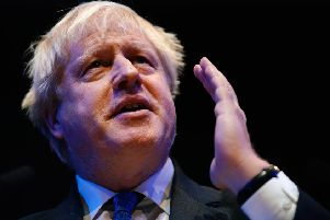 Boris Johnson has announced he will stand to replace Theresa May as Conservative party leader (Picture: Christopher Furlong/Getty Images)