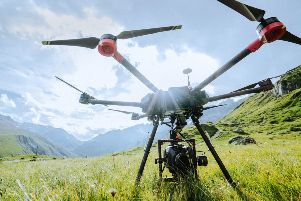 Aberdeen drone survey firm Innovair takes off with funding lift
