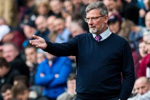 Craig Levein is hopeful the trio will be fit. Picture: SNS Group