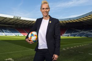 Shelley Kerr is World Cup bound. Picture: SNS