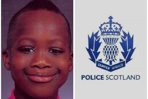 Alie Gassama was last seen by his mum leaving for school on Friday morning.