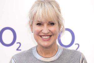 """Nicki Chapman who has revealed she underwent surgery for a brain tumour """"the size of a golf ball"""" and told doctors not to resuscitate her if anything went wrong during the operation. Picture: David Jensen/PA Wire"""