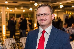 Bart Kowalczyk has been running Polish Business Link since 2013. Picture: Contributed