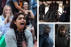 After eight years of shocks and twists, Game of Thrones left its  fans stunned ' and bitterly divided ' over the final episode of the fantasy drama as it aired yesterday.