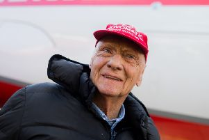 Formula One racing champion Niki Lauda has died. Picture: Getty Images