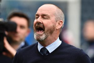 Steve Clarke is the new Scotland boss. Picture: SNS