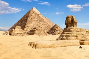 Much of Egypt is still considered safe for tourists to visit (Photo: Shutterstock)