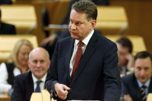 Murdo Fraser wants his Triumph Stag convertible to be made exempt from low emission zone legislation.