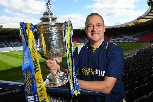 Celtic great Paul McStay previews his former side's William Hill Scottish Cup final against Hearts. Picture: Craig Williamson/SNS
