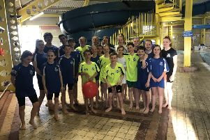 It was another memorable weekend for the Step Rock swimmers.