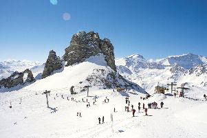 Tignes, open for summer skiing from 22 June until 4 August
