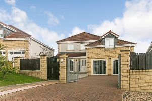 In pictures: Fife property with river views