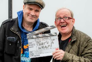 Ford Kiernan and Greg Hemphill, AKA Jack and Victor from Still Game (Picture: BBC Media)