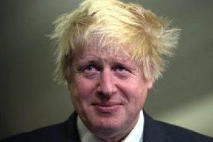 Blond Bombshell: Bad hair appears to be no barrier to high office for Boris Johnson