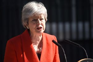 Theresa May announces she will resign on 7 June (Picture: Peter Summers/Getty Images)
