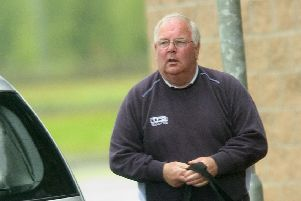 Former Celtic youth coach Jim McCafferty