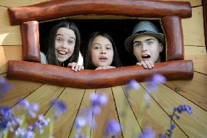 Moat Brae has been turned into Scotland's first National Centre for Children's Literature and Storytelling.
