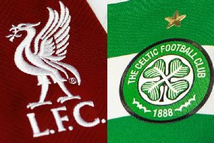 Liverpool and Celtic share kit provider New Balance