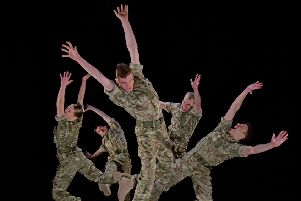 Rosie Kay Dance Company in 10 Soldiers