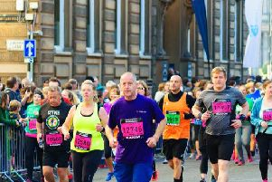 First taking place in 2004, the annual Mens 10K Glasgow will return to the city on Sunday 16 June 2019