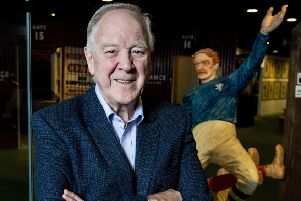 Former Scotland manager Craig Brown. Picture: Craig Williamson/SNS