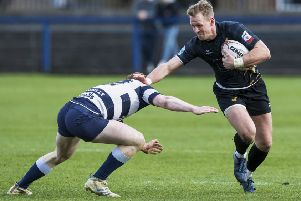 Currie will be in Premiership action in the new season but Heriot's will be playing in the Super 6. Picture: SNS