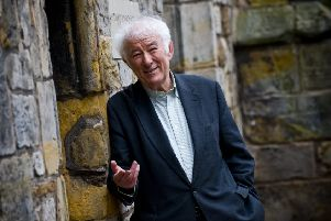 """Seamus Heaney once said that getting a letter from Faber & Faber was like """"getting a letter from God the Father."""" PIC: Ian Georgeson"""