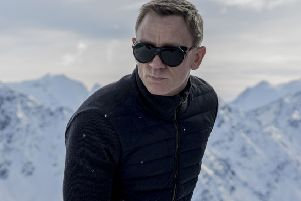 Daniel Craig has been the best-ever James Bond, according to Jim Duffy, who has a leftfield suggestion for the next individual to play the part (Picture: Sony/Metro-Goldwyn-Mayer Studios Inc/Danjaq/ LLC/Columbia)