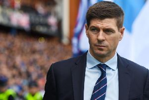 Steven Gerrard will hold talks with the winger