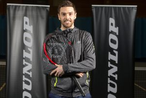 Colin Fleming won eight ATP Tour doubles titles and has no regrets over leaving his singles career behind him. Picture: Jeff Holmes/REX/Shutterstock