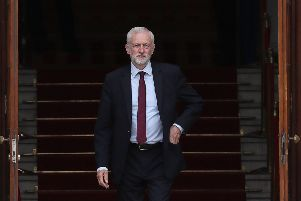 Normally leaders who presided over such an awful result as Labour in the EU election would quit, writes Brian Wilson Picture: Brian Lawless/PA Wire
