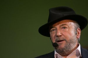 "George Galloway has been sacked by talkRADIO over ""anti-semitic"" comments on twitter"